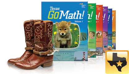 HMH Texas Go Math!