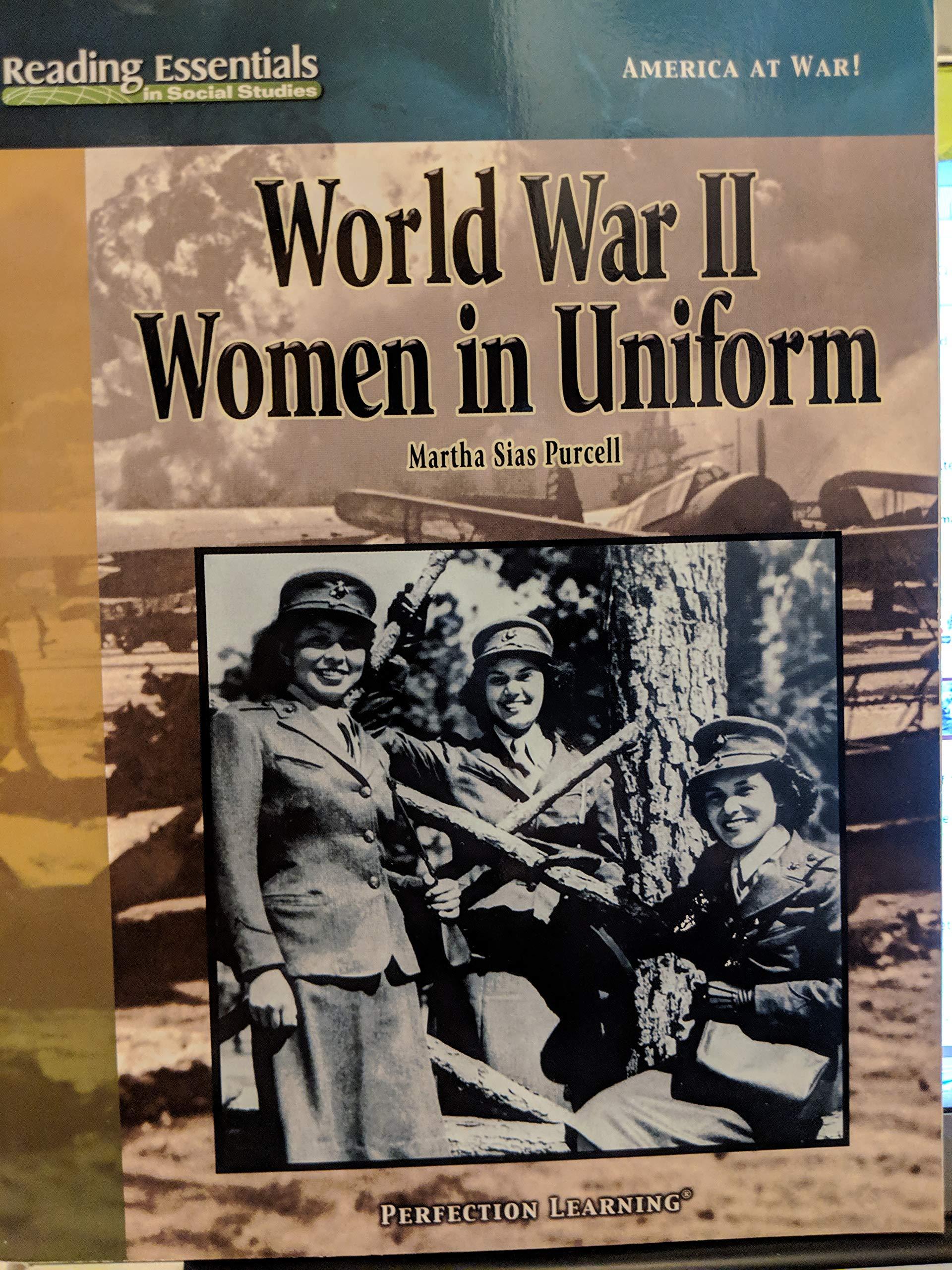 World World II Women in Uniform book cover