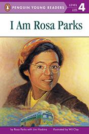 I Am Rosa Parks book cover