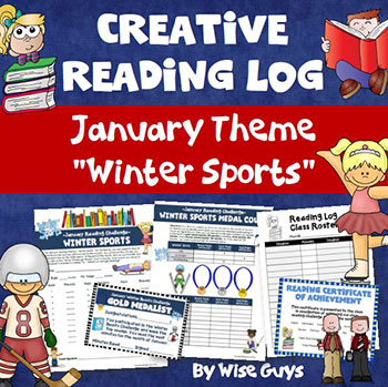 January Reading Log