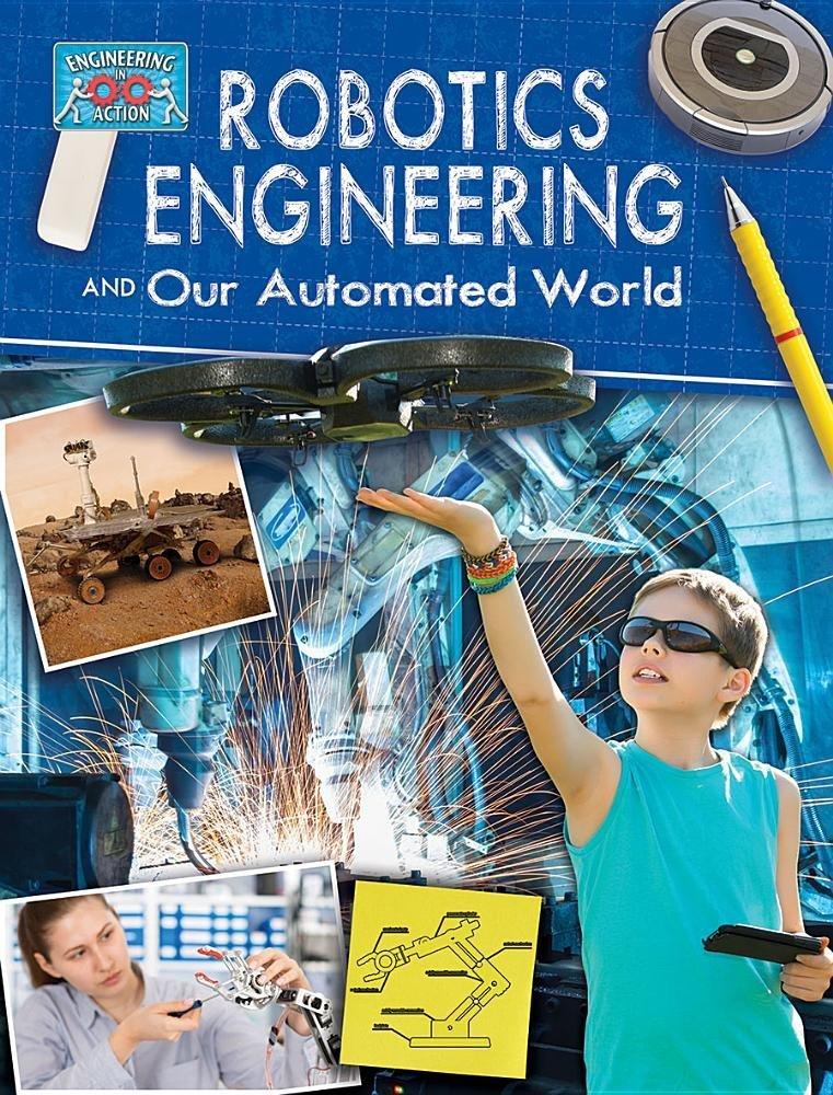 Robotics book cover