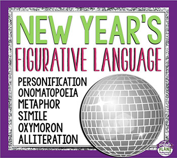 New Year's Figurative Language