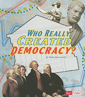 Who Really Created Democracy book cover